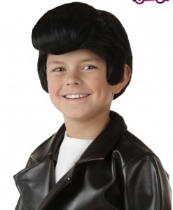 Child Grease Danny Wig