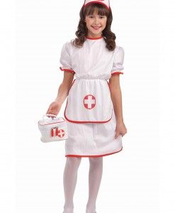 Girls' Nurse Costume