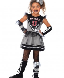 Scare U Cheerleader Child Costume