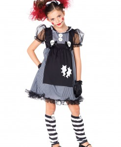 Dark Dollie Child Costume
