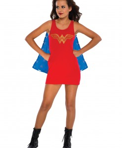 Teen Wonder Woman Tank Dress