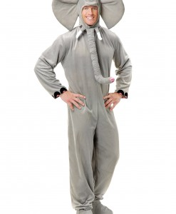 Teen Elephant Costume