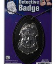 Police Detective Badge