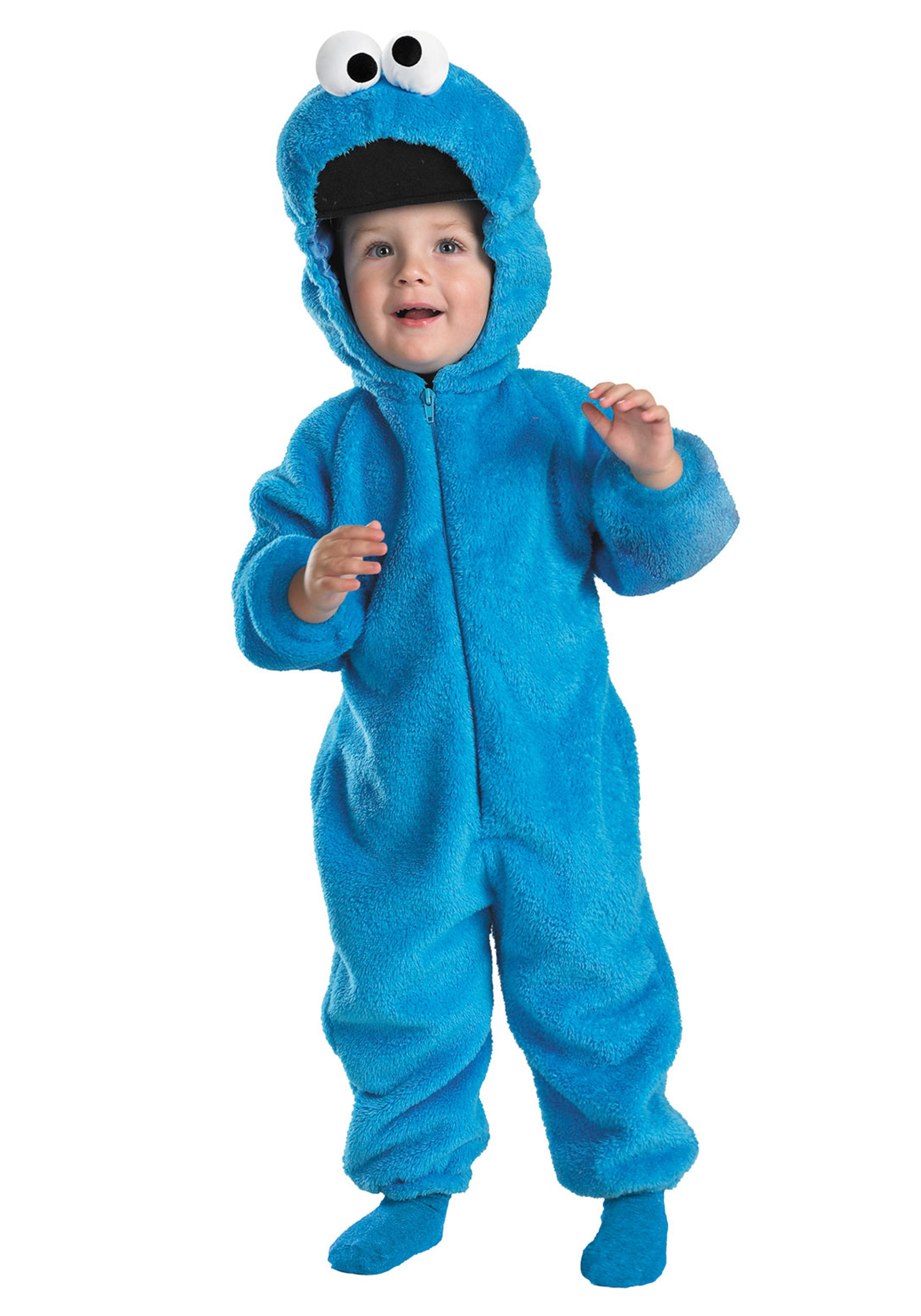 toddler cookie monster costume - halloween costume ideas 2018