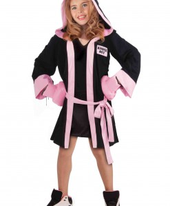 Girls Boxer Costume