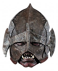 Deluxe Lord of the Rings Uruk-Hai Mask