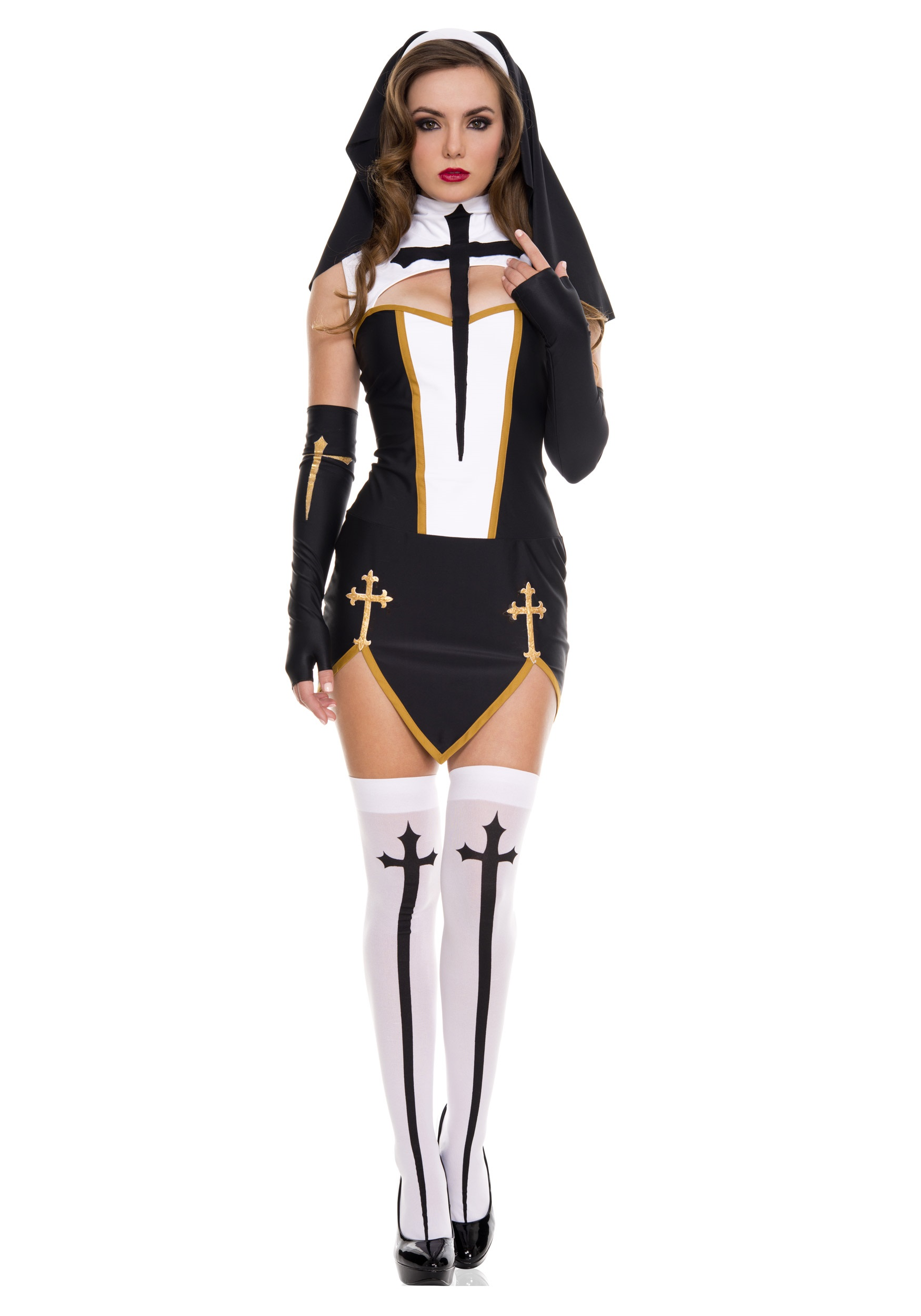 bad habit nun costume - halloween costume ideas 2018