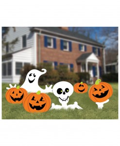 Halloween Yard Sign Kit