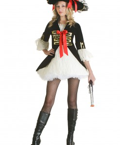 Sexy Pirate Captain Costume