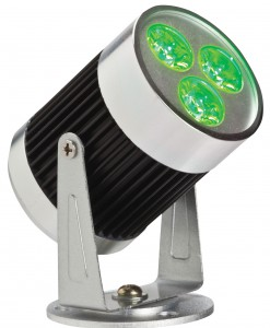 LED Green Indoor Spot Light
