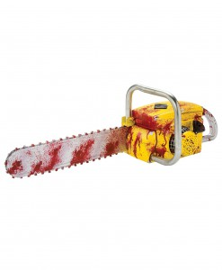 Deluxe Animated Chainsaw with Sound