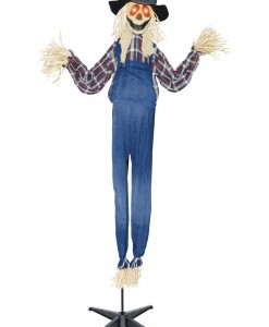 Animated Standing Scarecrow