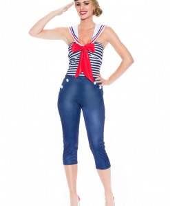 Women's Come Sail Away Costume