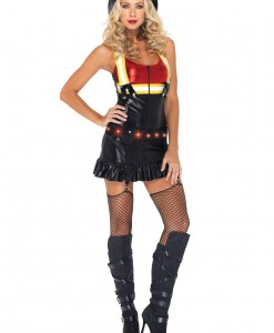 Hot Spot Firegirl Costume