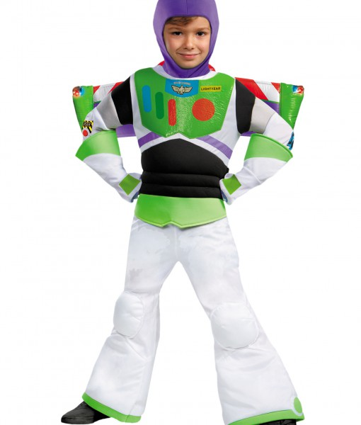 Boys Prestige Buzz Lightyear Costume