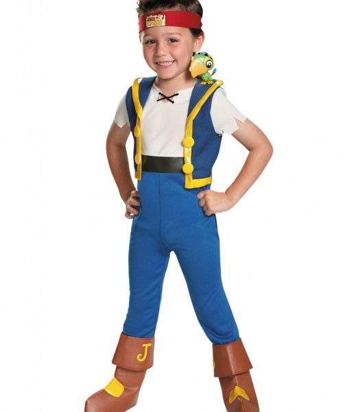 Toddler Jake and the Neverland Pirates Light-Up Costume