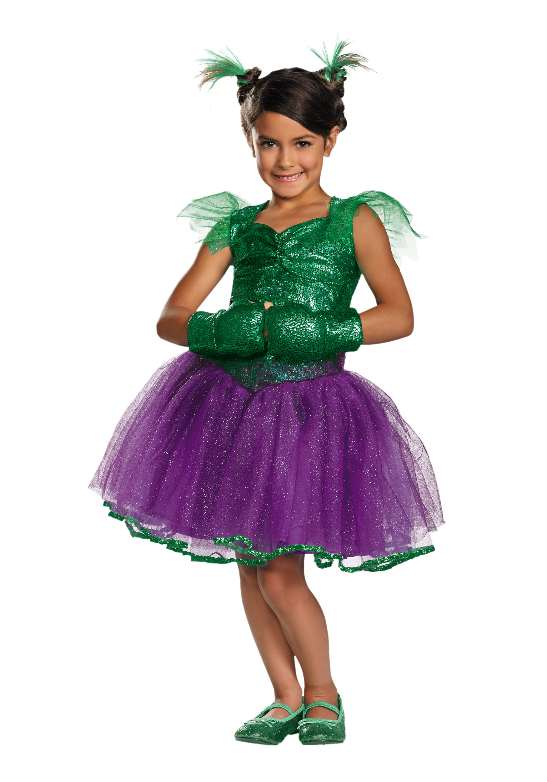 She Hulk Tutu Prestige Costume  sc 1 st  Halloween Costumes & Incredible Hulk Costumes - Halloween Costume Ideas 2018