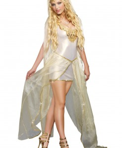 Womens Elf Princess Costume