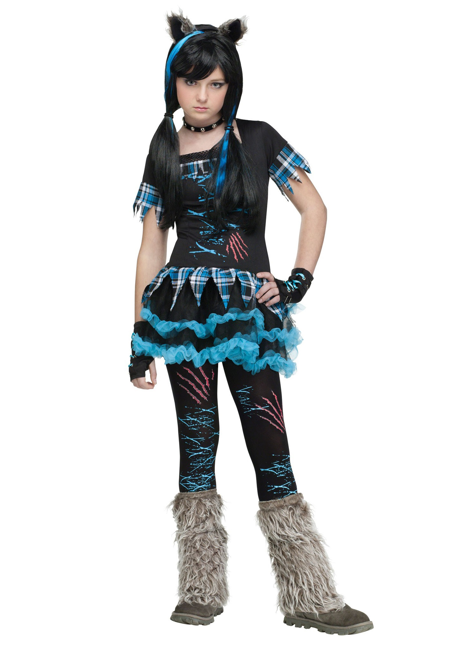 teen wicked wolfie costume halloween costume ideas