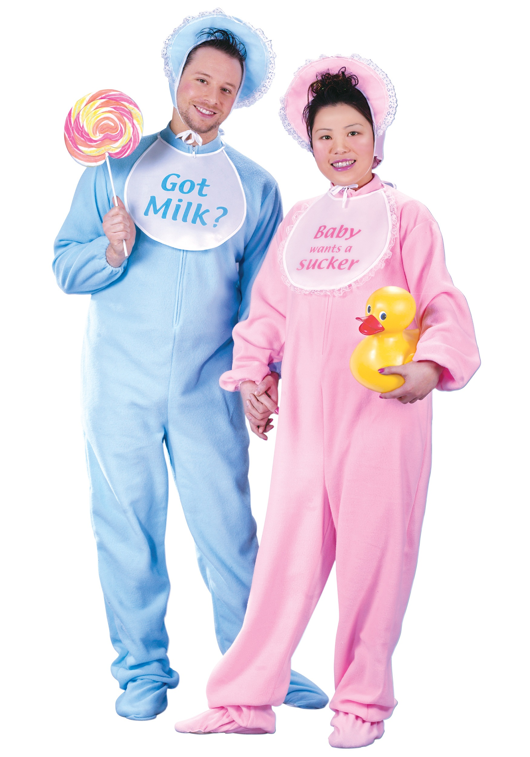 adult pink pajamas costume - halloween costume ideas 2018