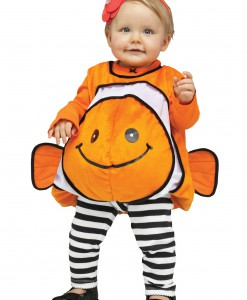 Infant Giddy Clownfish Costume