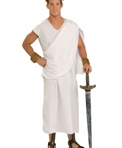 Plus Size Toga Costume