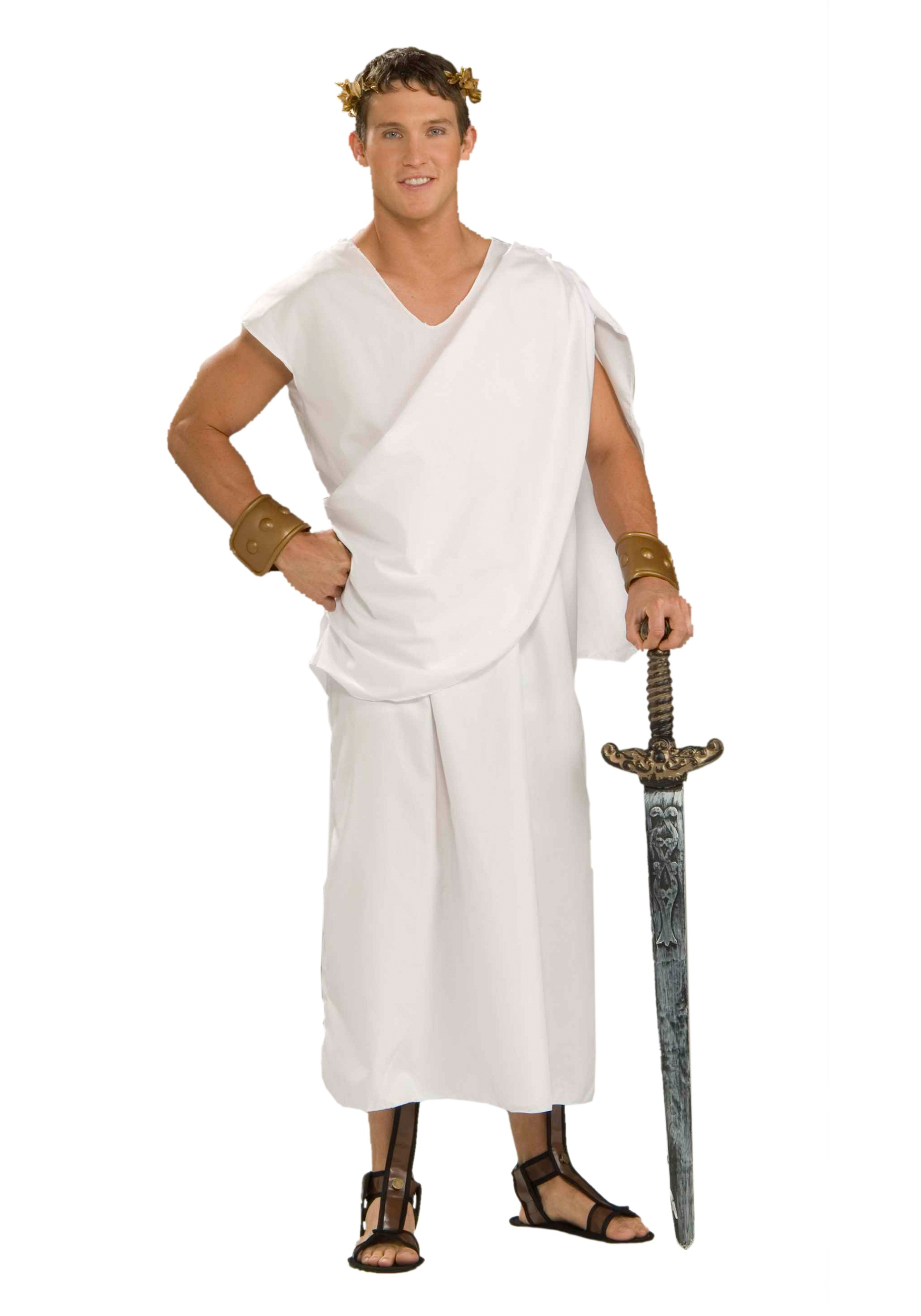 plus size toga costume - halloween costume ideas 2018