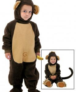 Toddler Funny Monkey Costume