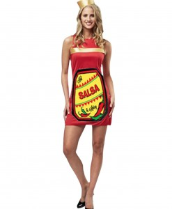 Hot and Spicy Salsa Costume