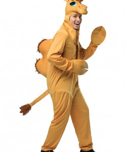 Adult Mens Camel Costume