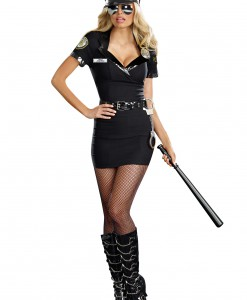 Women's Officer Anita Bribe Costume