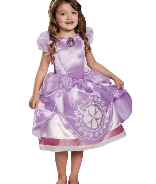 Toddler Sofia the First Motion Activated Light Up Costume