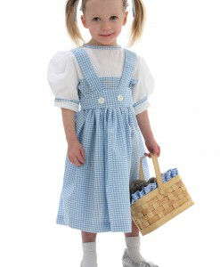 Kansas Girl Toddler Costume