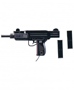 Toy Uzi 9mm Machine Gun