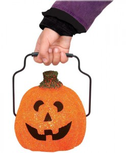 Orange Trick Treat Lantern (Child)