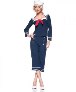 Shipmate Adult Costume