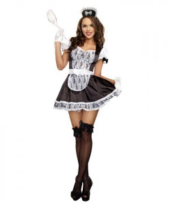 Maid For You Sexy Maid Dress