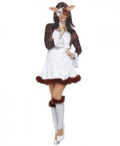 Sexy Gizmo Adult Costume