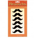 Fiesta Moustaches (6 count)