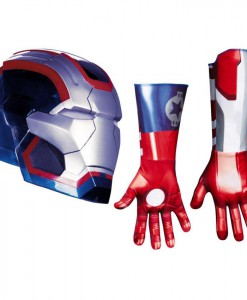 Iron Man 3 Iron Patriot Adult Accessory Kit