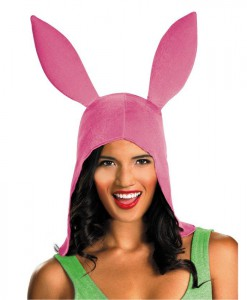 Bob's Burgers Louise Bunny Hat Adult