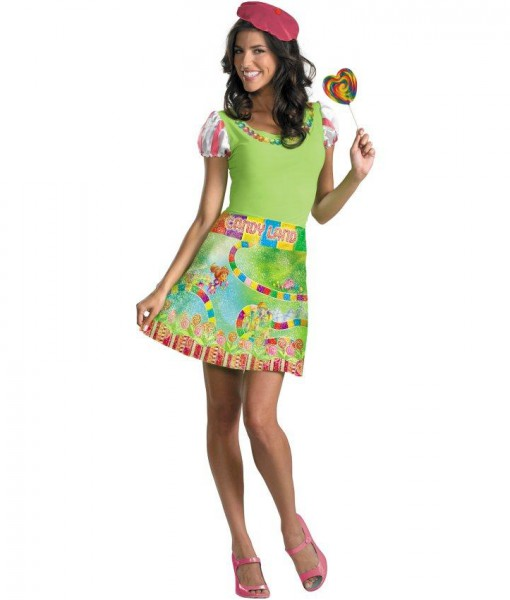 Candy Land Ladies Adult Costume