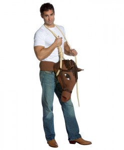 Hung Like A Horse Adult Costume