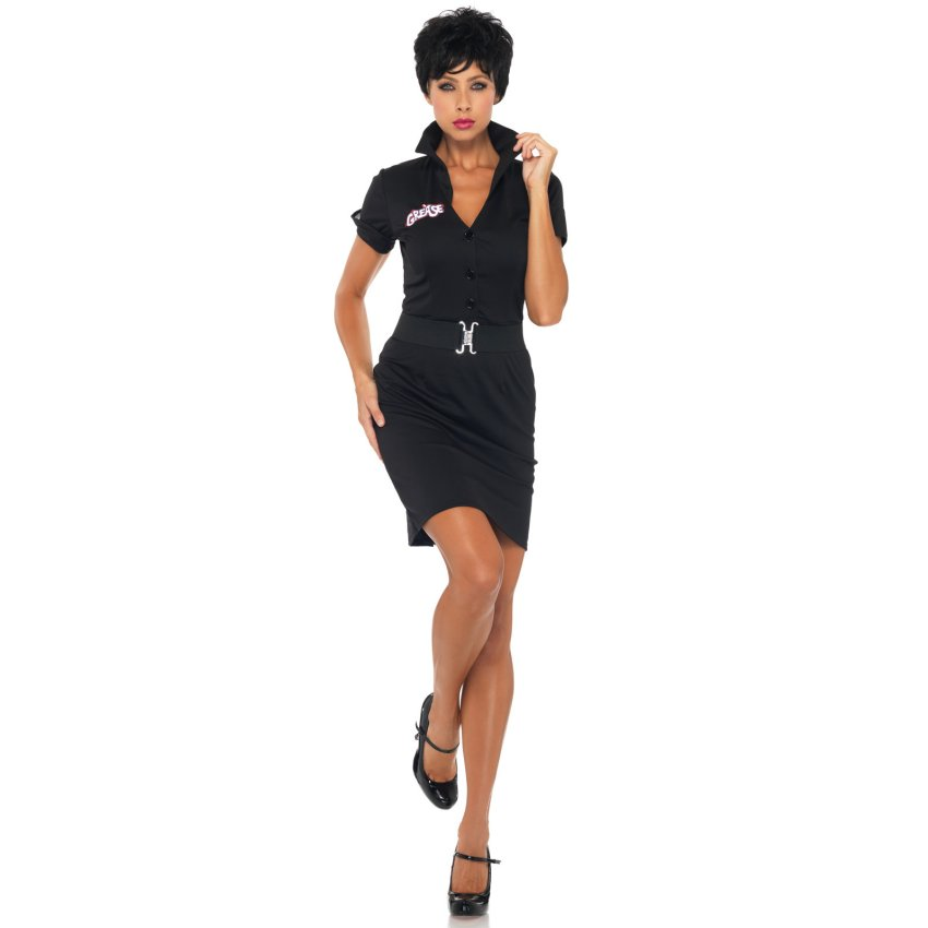 PHOTOS OF SINGLE GIRLS 50'S COSTUMES