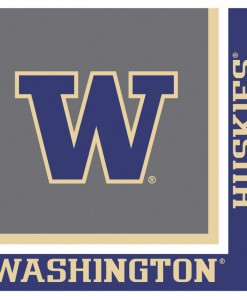 Washington Huskies - Lunch Napkins (20 count)