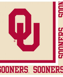 Oklahoma Sooners - Lunch Napkins (20 count)