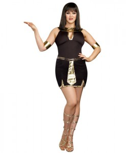 Walk Like An Egyptian Plus Size Dress
