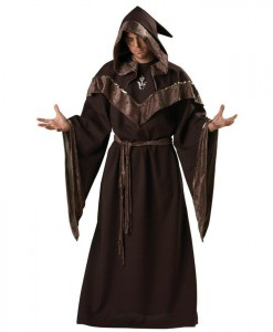 Mystic Sorcerer Elite Collection Adult Costume