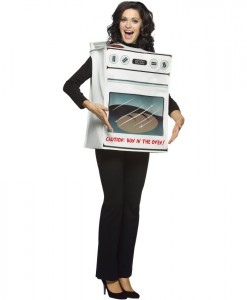 Bun In The Oven Adult Costume
