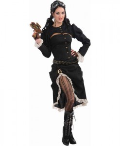 Steampunk Renegade Adult Costume